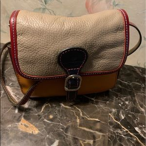 Leather crossbody purchased in Italy like NEW